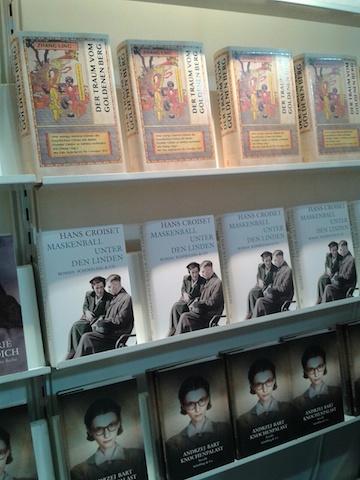 Unter den Linden op Leipizicher Buchmesse