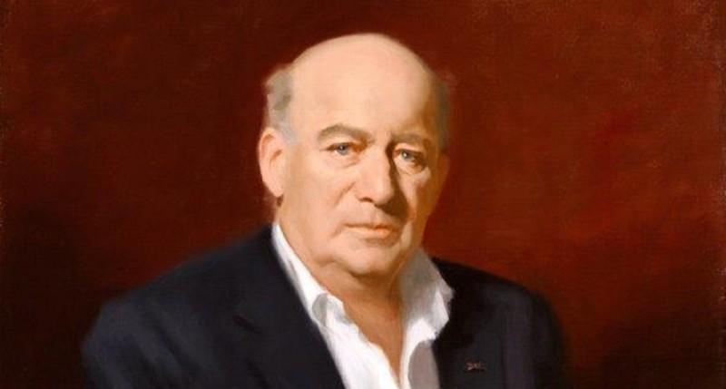 Hans Croiset, portret Urban Larsson